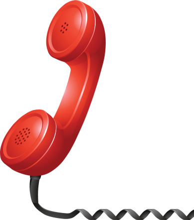 389x442 Telephone Clipart Phone Receiver