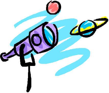 Telescope Clipart