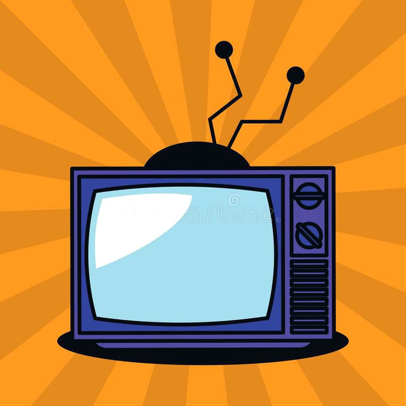 800x800 Old Tv Clip Art Old Isolated Icon Vector Illustration Design Tv
