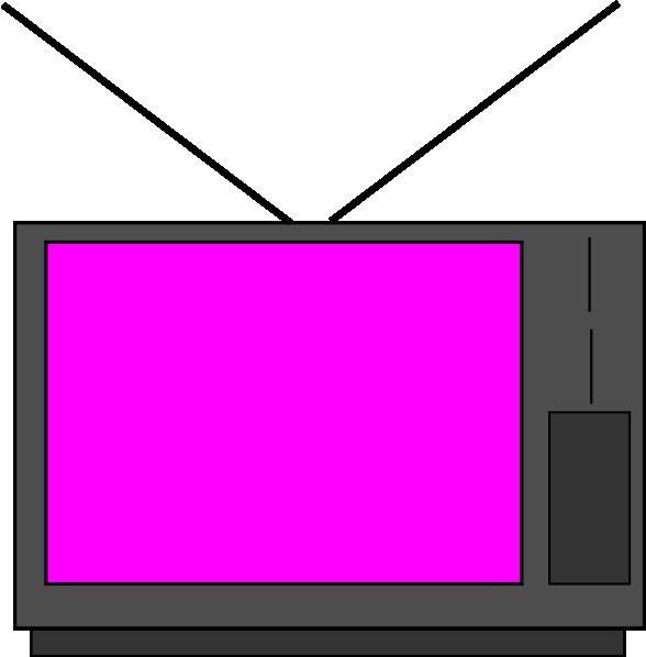 588x598 Tv Clipart Square