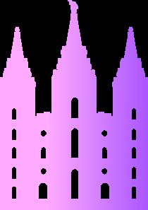 210x297 The Temple Clip Art