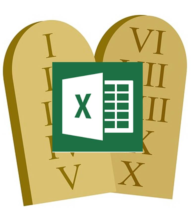 787x877 10 Commandments For Spreadsheet Collaboration