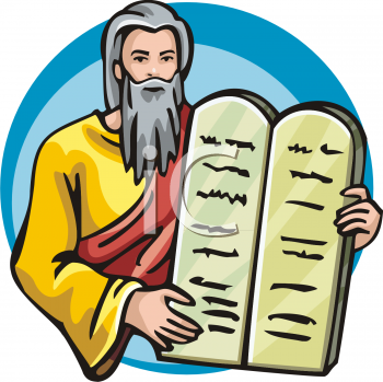350x349 Ten Commandments Clip Art 10 Clipart Panda