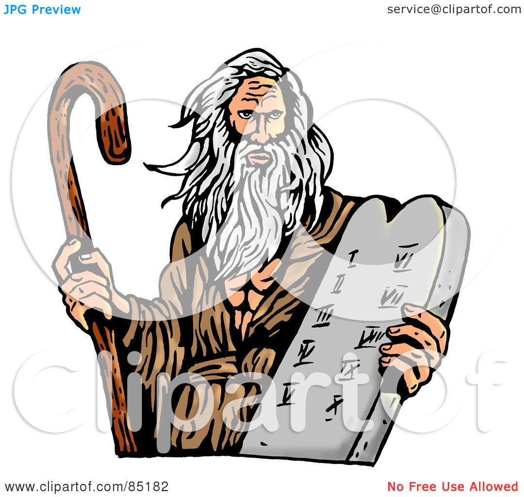1080x1024 Best Photos Of Moses Ten Commandments Clip Art