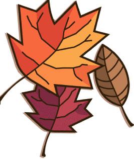 267x316 Clip Art September Leaves Clipart
