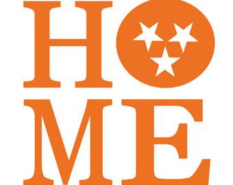 340x270 Tennessee Tennessee Vols Vols Volunteers Decal Yeti