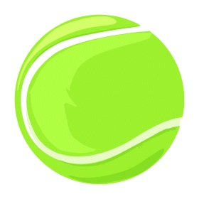 280x280 Writing The Ride Tennis Clip Art Tennis Ball Clipart 5