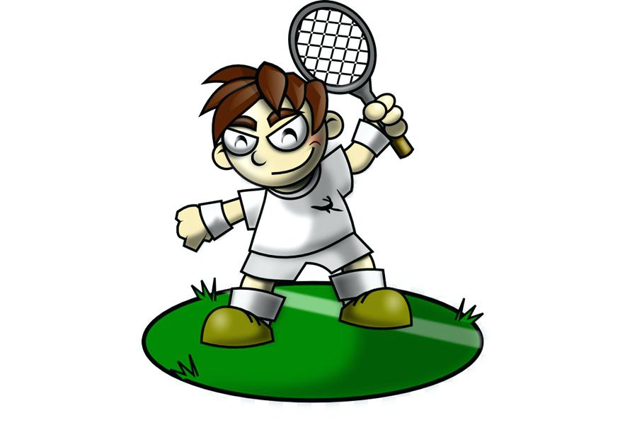 900x600 Clip Art Tennis Ball Tennis Balls Heart Clipart Of Dog Chasing