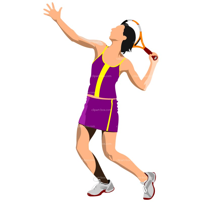 800x800 Sports Clipart Girl Tennis Clipart Gallery ~ Free Clipart Images