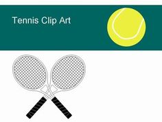 236x177 Tennis Bat And Ball Silhouette Graphics Silhouette Graphics