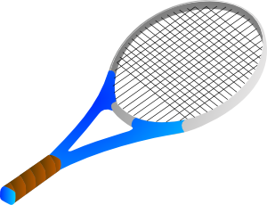 300x230 Tennis Racket Clipart Amp Look At Tennis Racket Clip Art Images