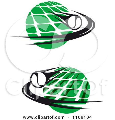 450x470 Clipart Tennis Ball And Court Logos