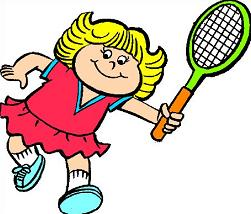 251x214 Free Tennis Players Clipart Tennis Player Clipart
