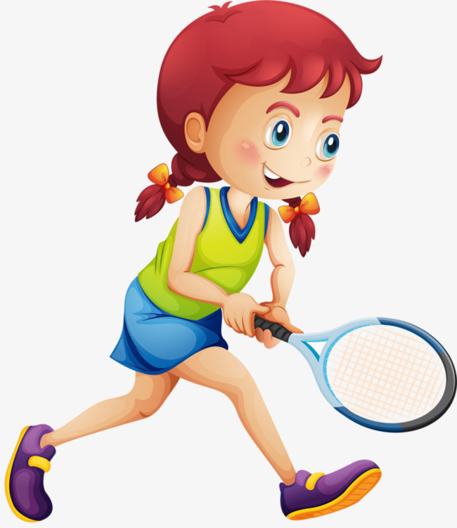 650x751 Girl Playing Tennis, Girl, Tennis, Racket Png Image And Clipart