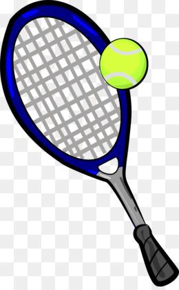 260x420 Tennis Racket Rakieta Tenisowa Ball Clip Art