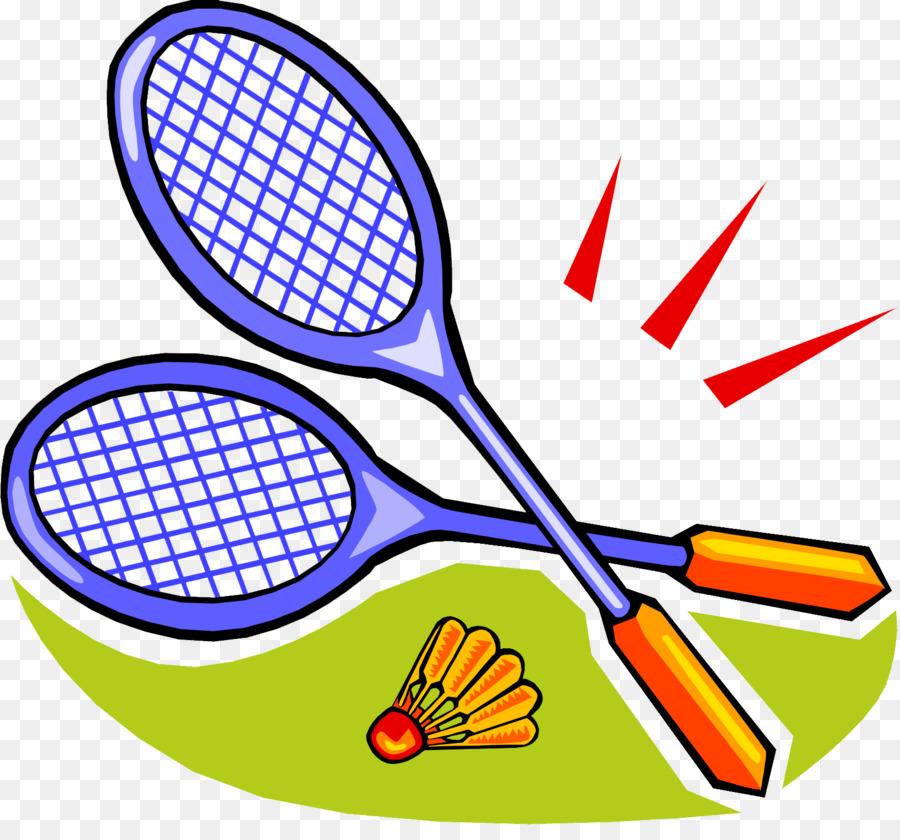 900x840 Badminton Racket Shuttlecock Clip Art