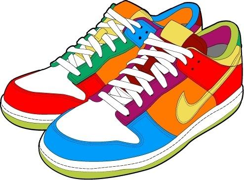 tennis shoe clipart at getdrawings com free for personal use rh getdrawings com tennis shoe clipart free tennis shoe clipart images