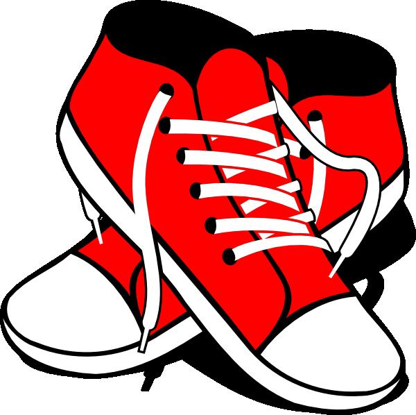 tennis shoe clipart at getdrawings com free for personal use rh getdrawings com tennis shoe footprint clipart converse tennis shoe clipart