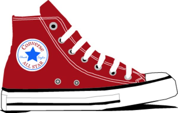 600x381 Sneaker Converse Shoes Clipart Google Search Brands