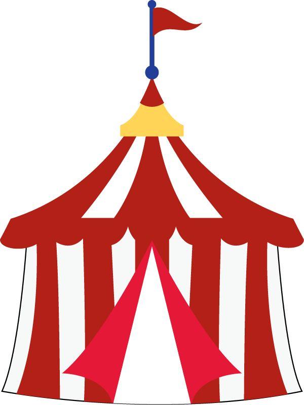 600x800 Party Tent Clipart