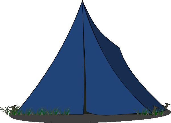 600x432 Tent Ridge Blue Clip Art Clipart Panda