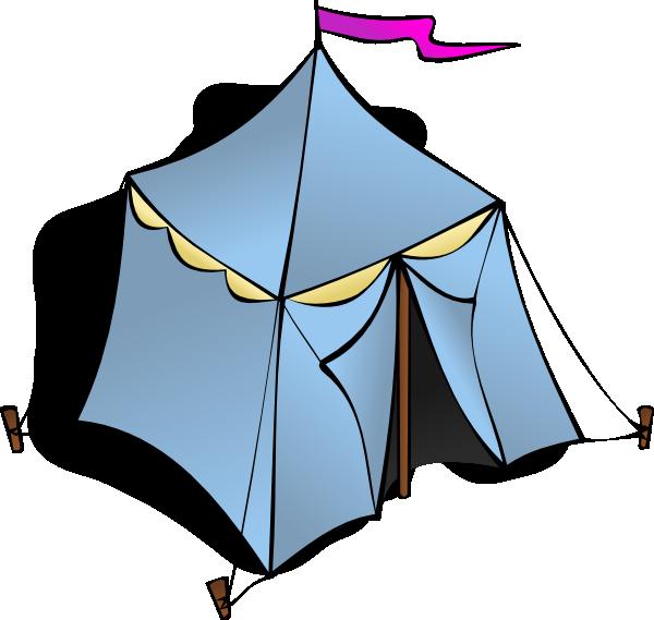 600x569 Tent Clip Art Free Vector 4vector