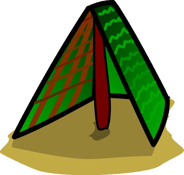 600x570 Camping Tents Clip Art