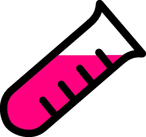 600x560 Test Tube Clipart Pink Test Tube Clip Art