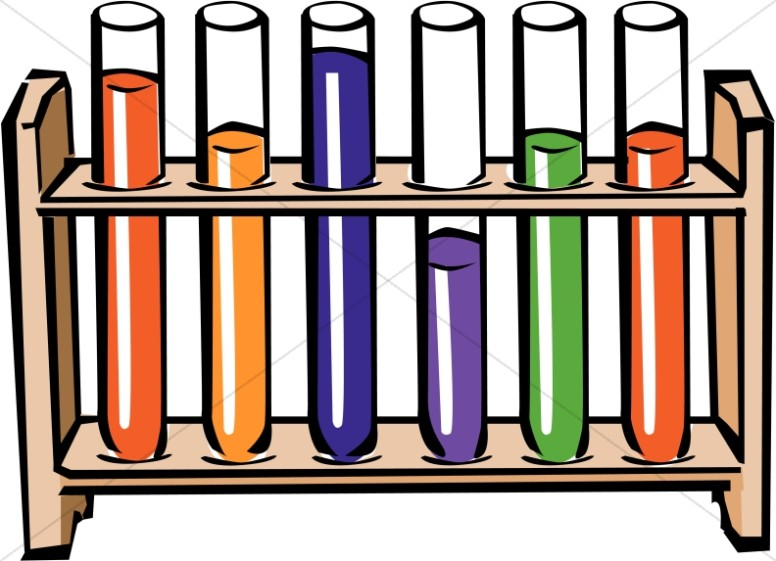 776x561 Test Tubes Clipart Colorful Test Tubes In Rack Christian Classroom