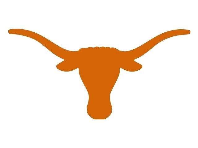 640x480 Outline Of Texas Clip Art Longhorn Texas Outline Clip Art Svg