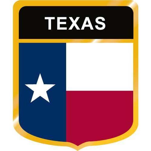 500x500 Texas Flag Crest Clip Art