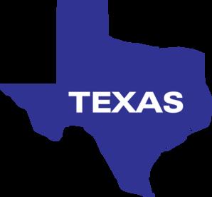 298x276 Texas State Clip Art