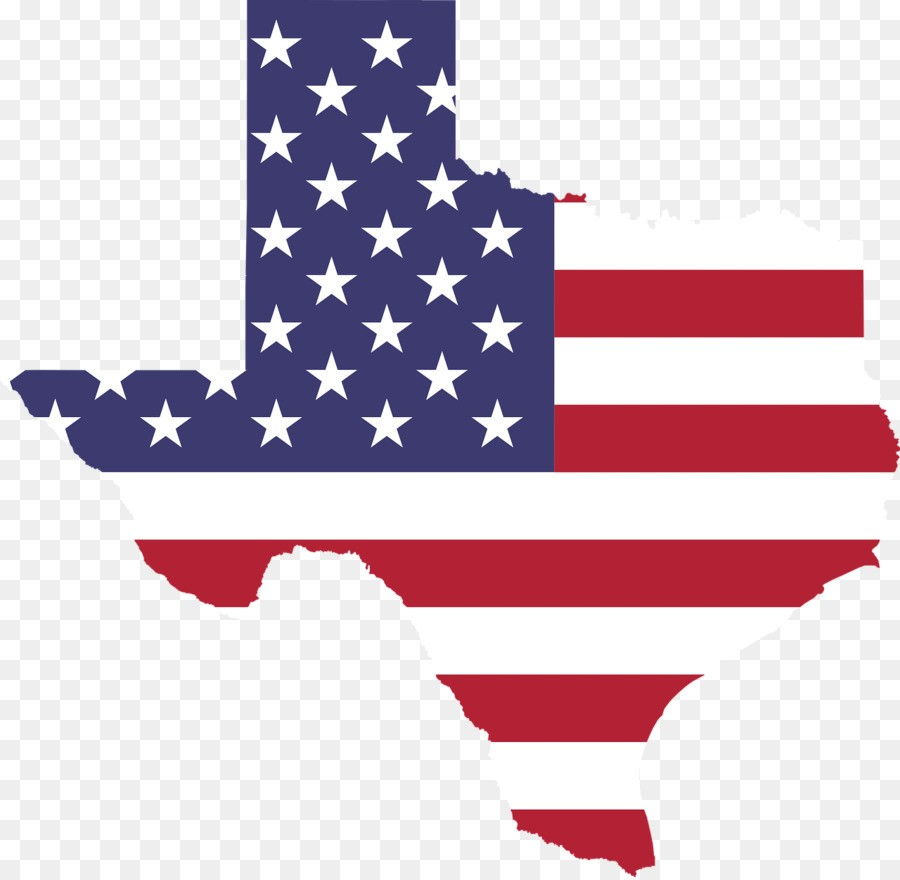 900x880 Texas State Map And Flag Royalty Free Vector Clip Art Image 1067