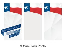 264x194 State Of Texas Flag Set. State Of Texas Flag On A Pole, Vector