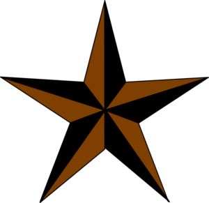 300x291 Texas Flag Clip Art