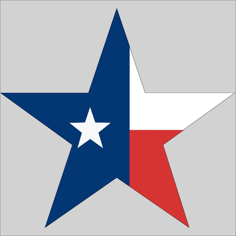 1500x1500 Clip Art Texas Star Clip Art
