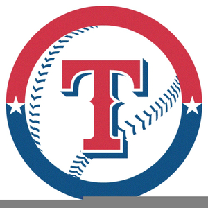 300x300 Texas Rangers Baseball Clipart Free Images