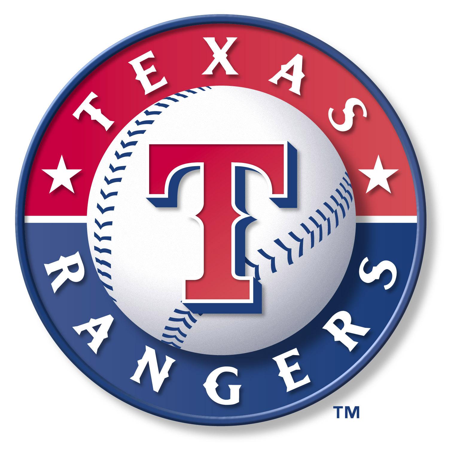 1518x1513 Texas Rangers Baseball Logo Clip Art Free Image