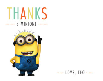 340x270 Minion Thank You Clipart Amp Minion Thank You Clip Art Images