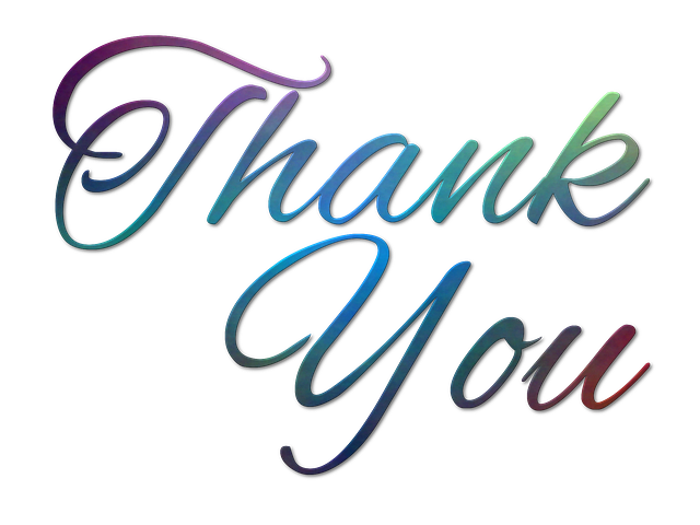 640x480 Special Thanks Clipart