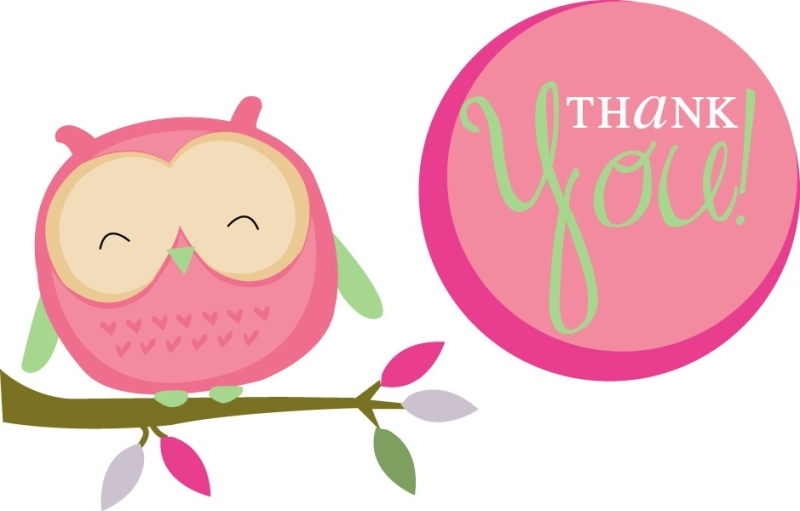 800x511 Thank You Clipart