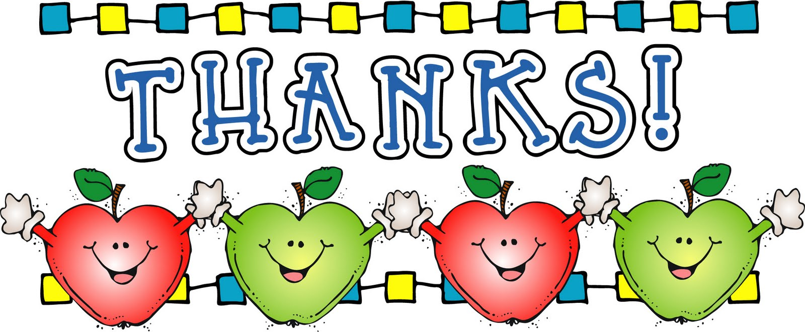 1600x661 Thank You Clip Art Teaches Pictures To Pin On Pinsdaddy