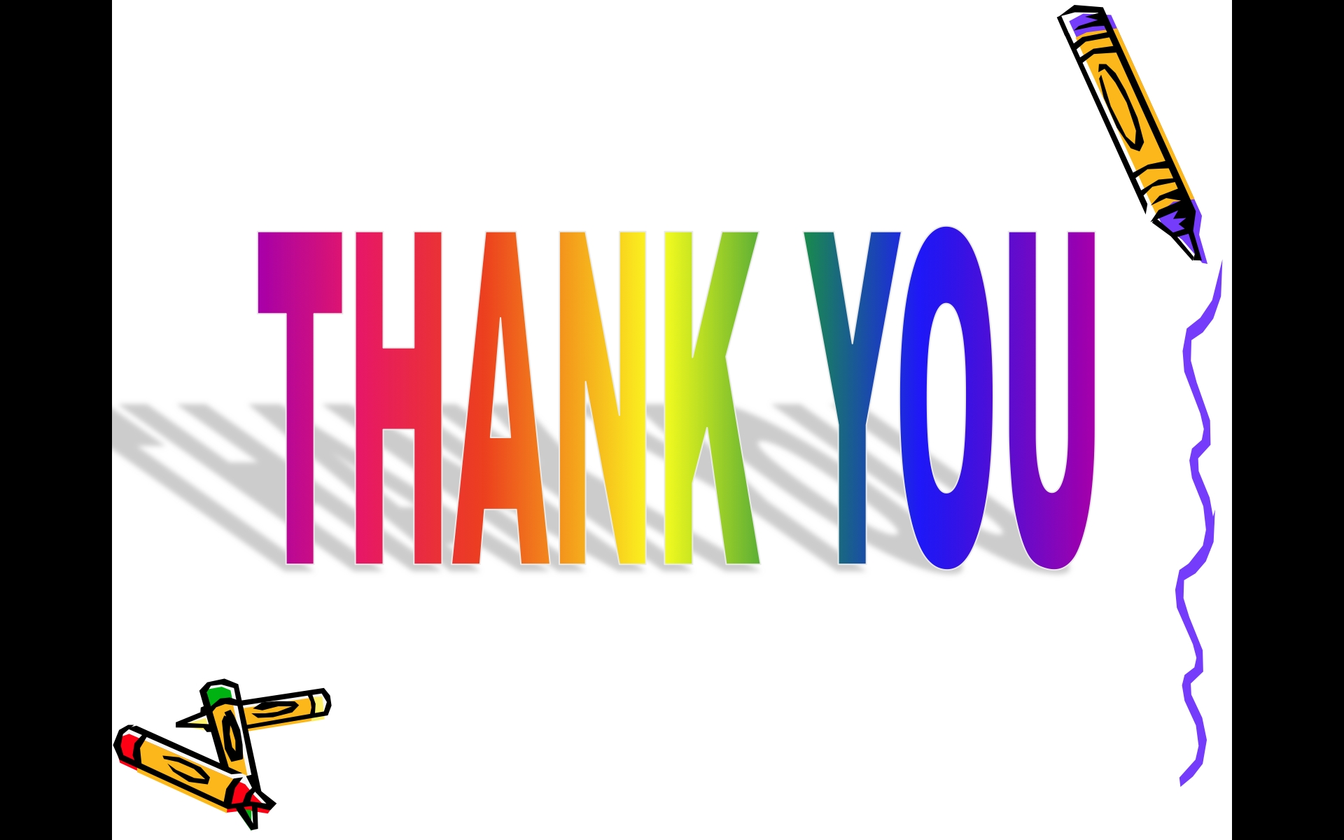 1920x1200 Animated Thank You Images For Powerpoint Presentations