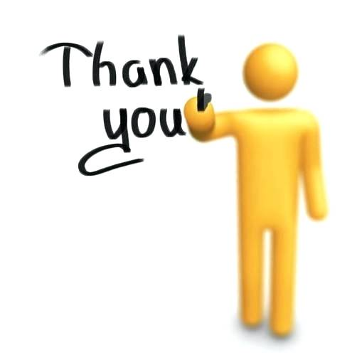 502x506 Clip Art Free Thank You Thank You Free Clipart Summer Vacation