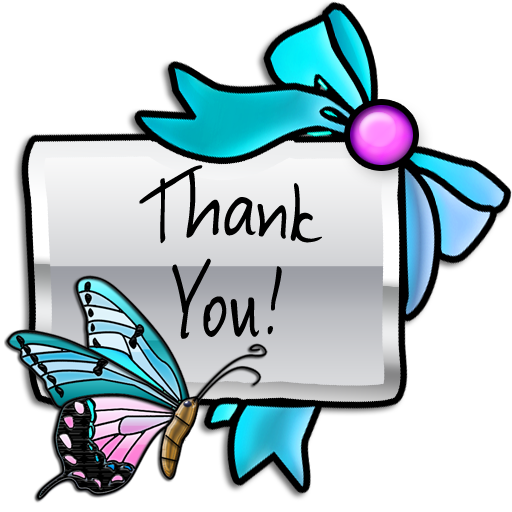 512x512 Thank You Icon Clip Art