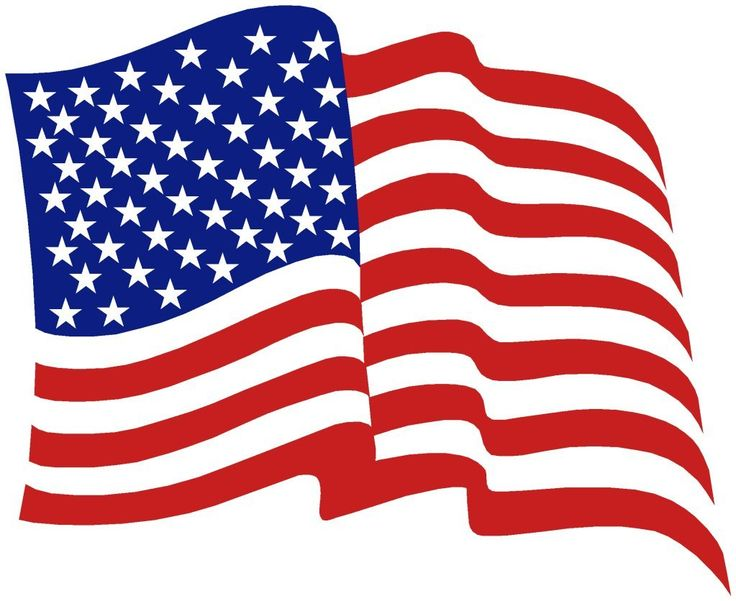 736x601 Usa Flag Clipart Group