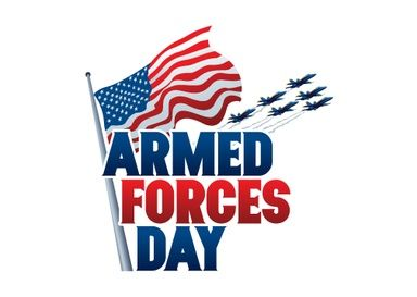384x273 American Flag Clipart Armed Forces Day