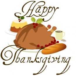 260x260 Thanksgiving Clipart For Kids