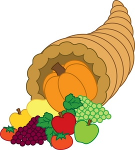 270x300 Free Cornucopia Clipart Image 0071 0811 0413 5722 Food Clipart