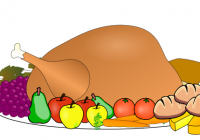 200x140 Thanksgiving Dinner Clipart Thanksgiving Dinner Different Food